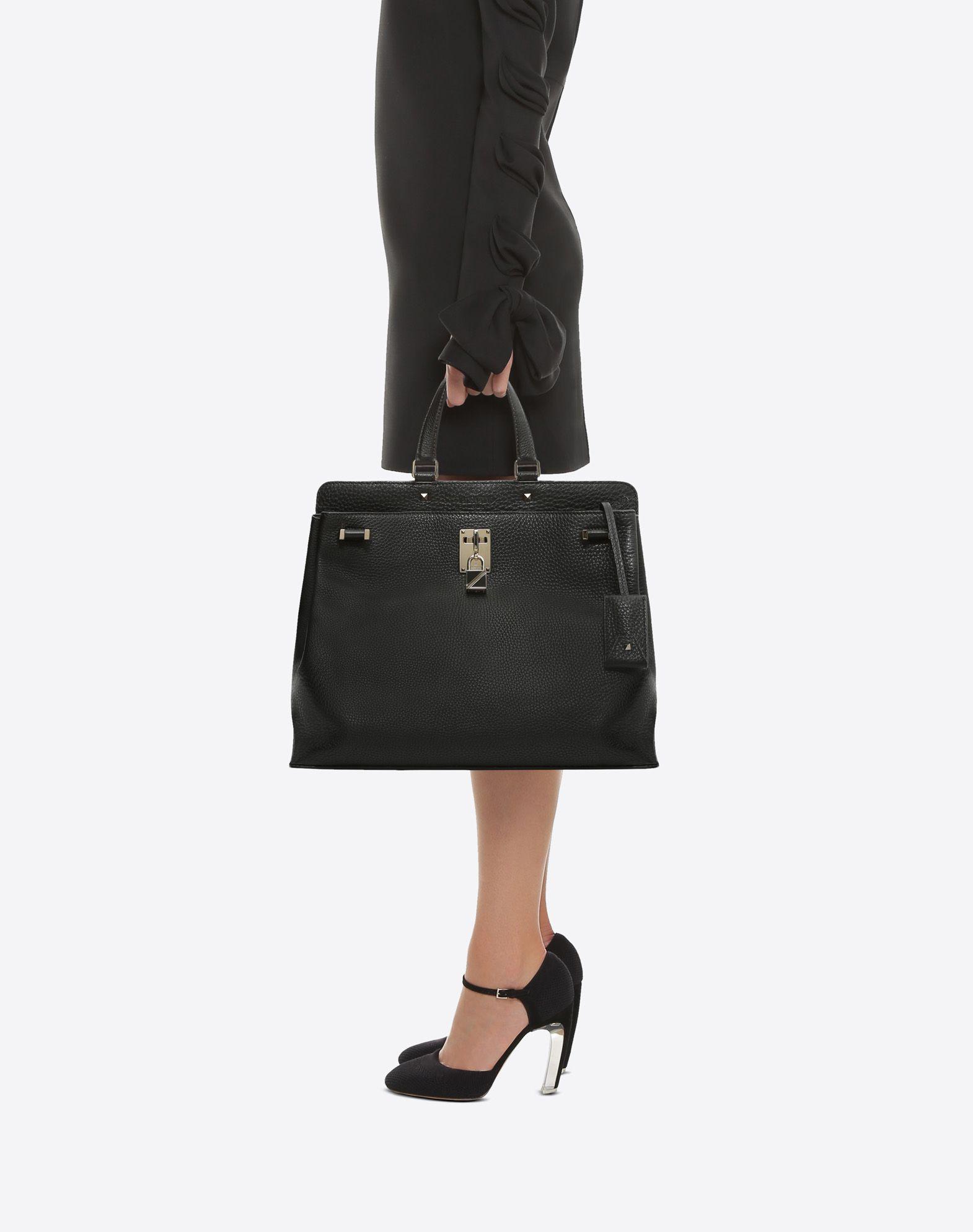 VALENTINO GARAVANI Joylock Handbag HANDBAG D a
