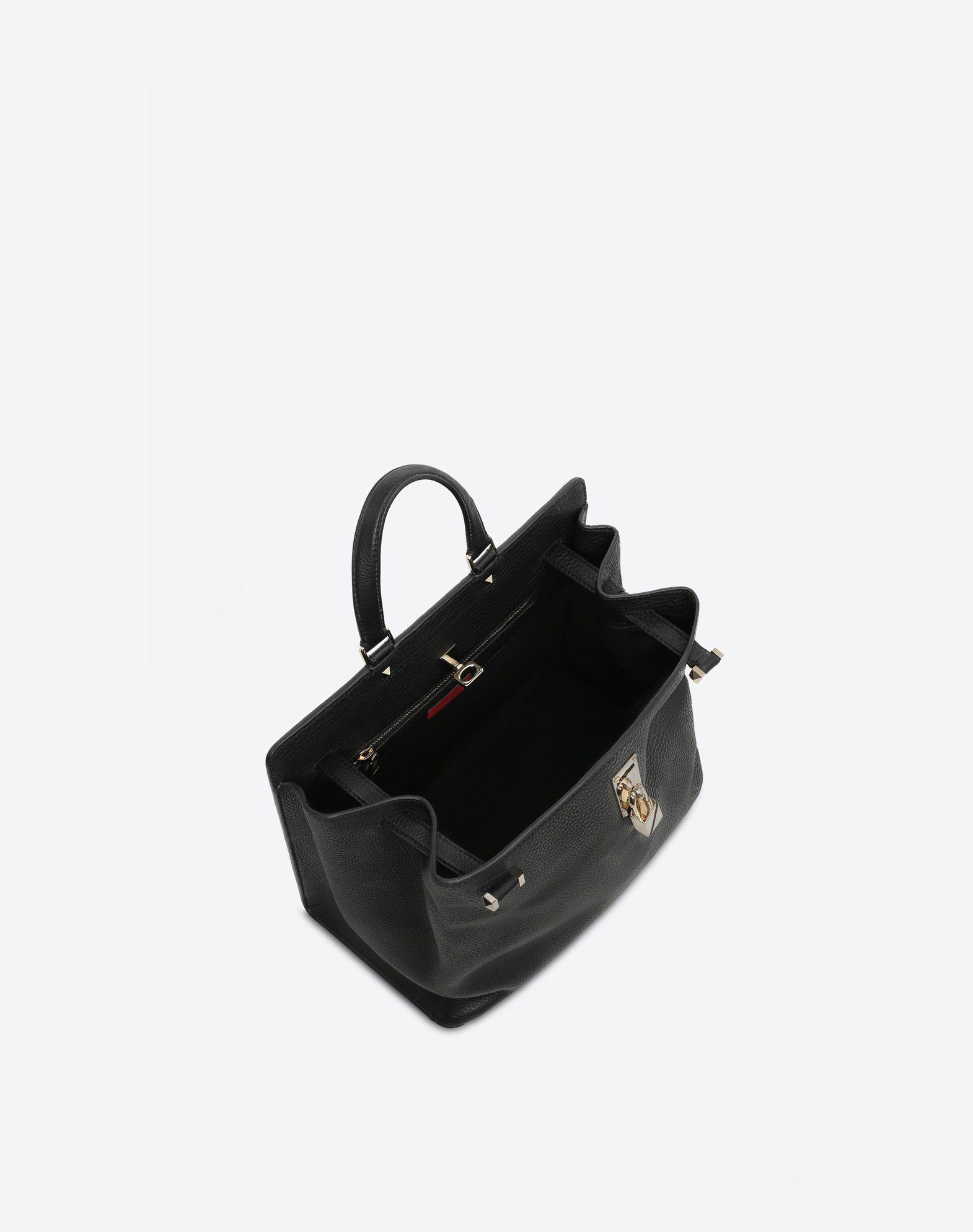 VALENTINO GARAVANI Joylock Handbag HANDBAG D e