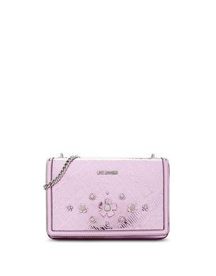 flower pin wallet Moschino 5gESl