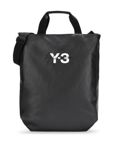 Y-3 Logo Tote Bag