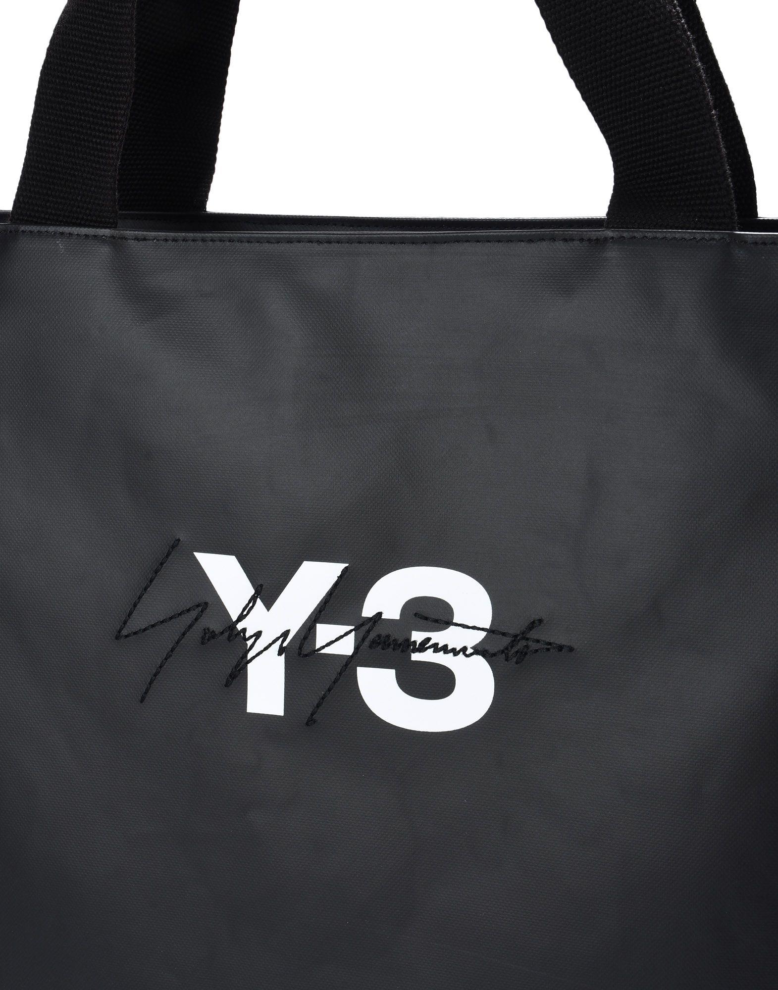 Y-3 Y-3 Logo Tote Bag Tote E e