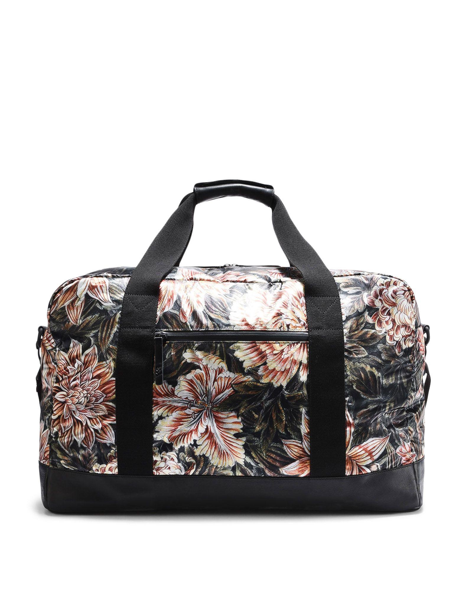 Y-3 Y-3 AOP Weekender Bag Reisetasche E d