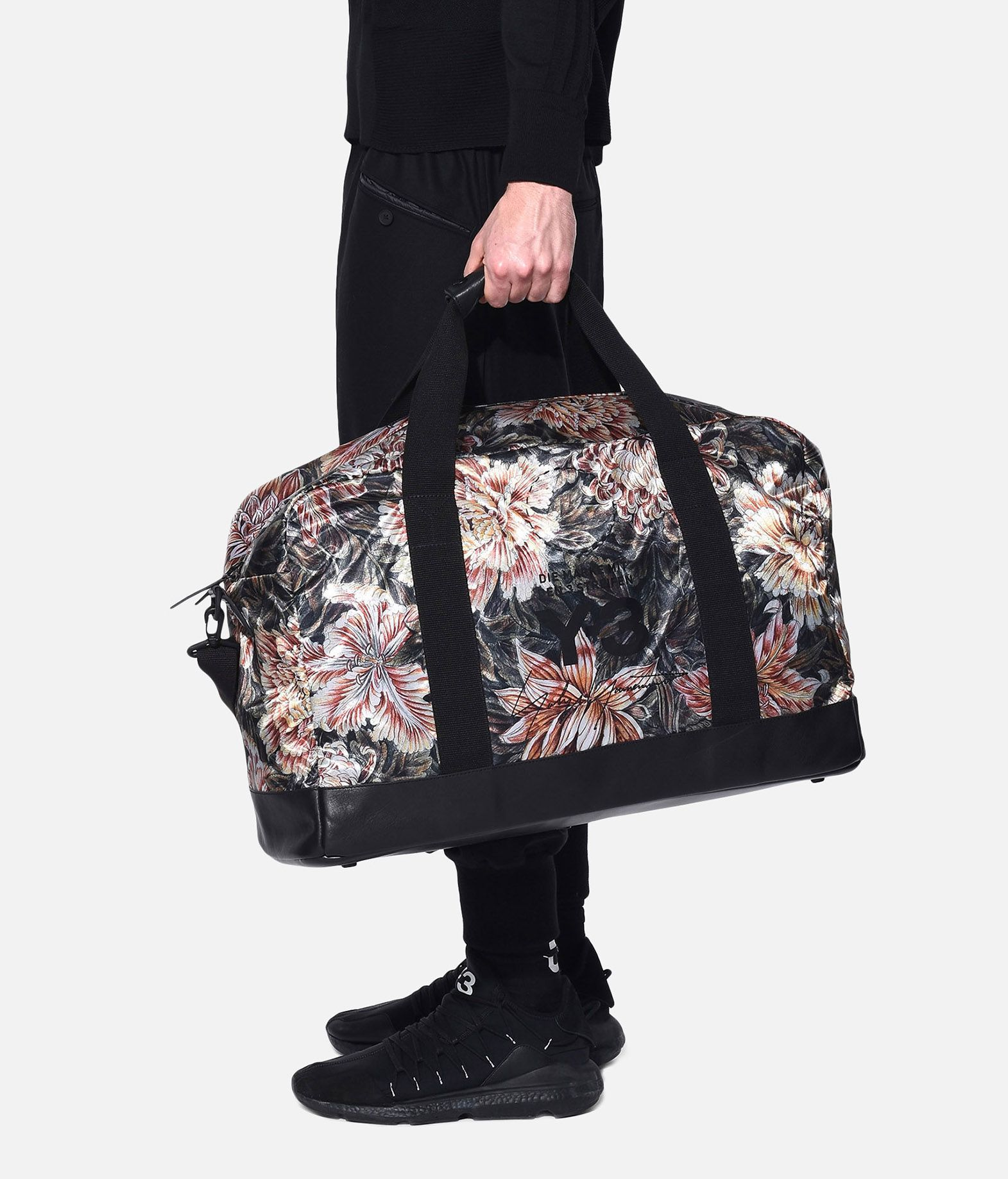 22e6e6a94167 Y-3 Y-3 AOP Weekender Bag Travel bags E a ...