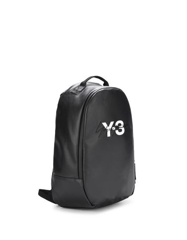 Y-3 Logo Backpack BAGS man Y-3 adidas