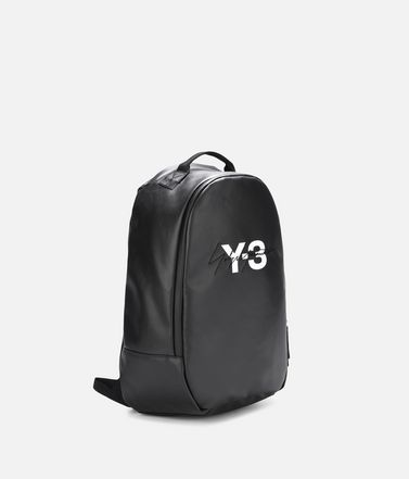 Y-3 Backpack E Y-3 Logo Backpack r