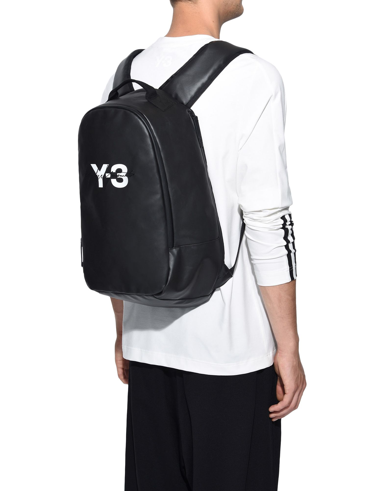 Y-3 Y-3 Logo Backpack Backpack E a