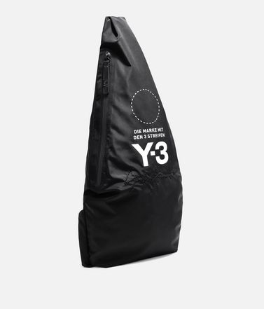 Y-3 Backpack E Y-3 Yohji Messenger Bag r