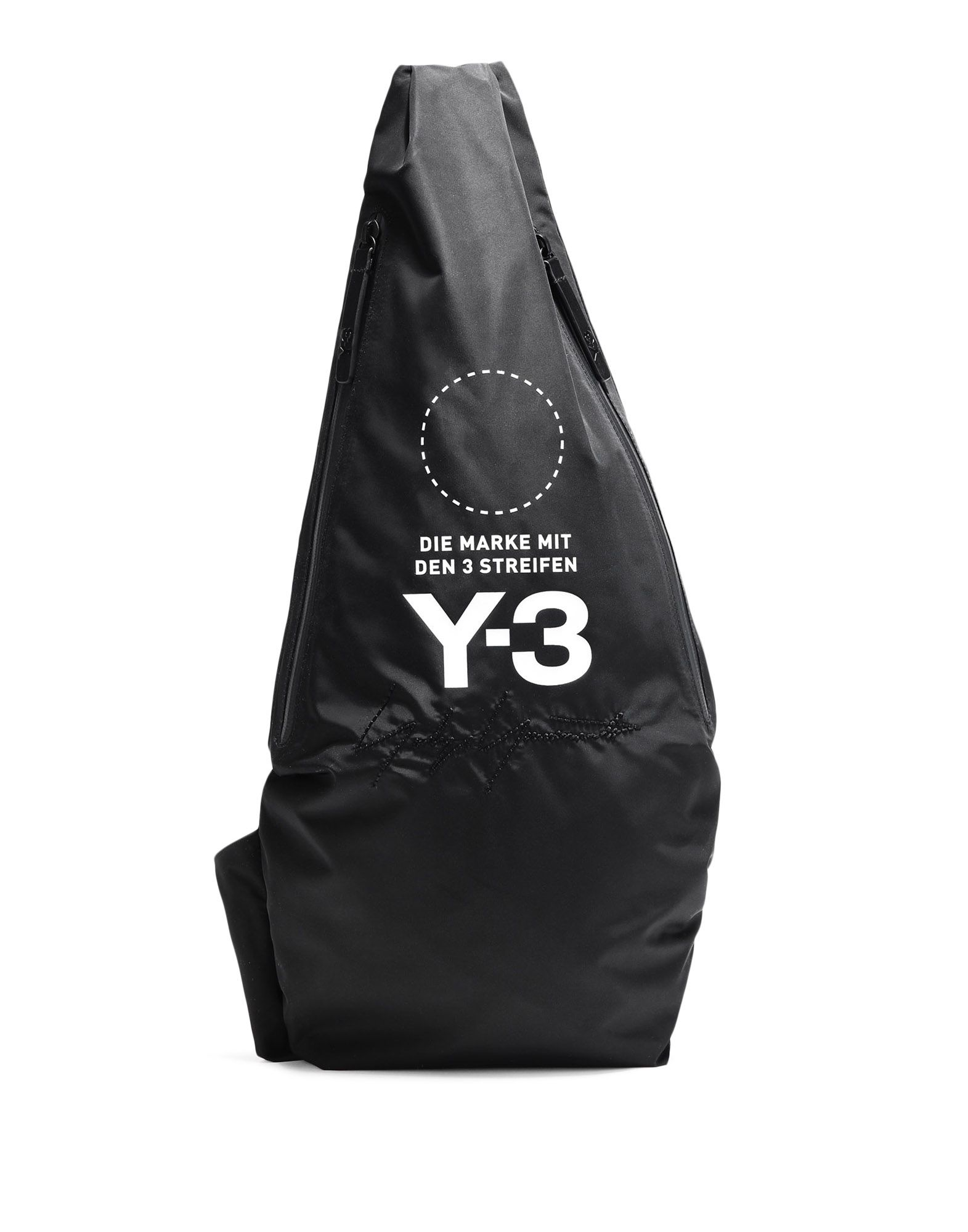 Y-3 Y-3 Yohji Messenger Bag Backpack E f