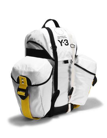 Y-3 Zaino E Y-3 Utility Bag r