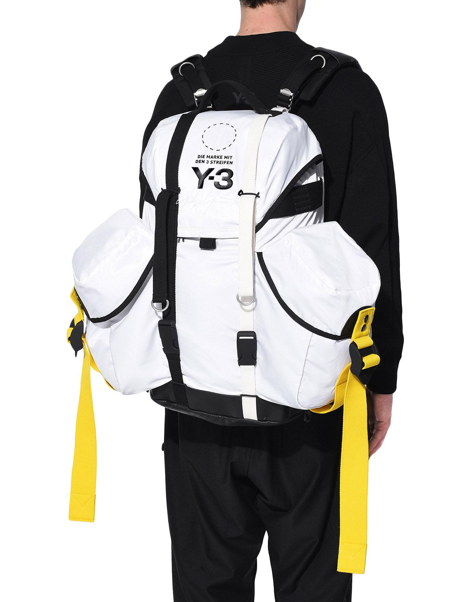 Y-3 Y-3 Utility Bag Backpack E a