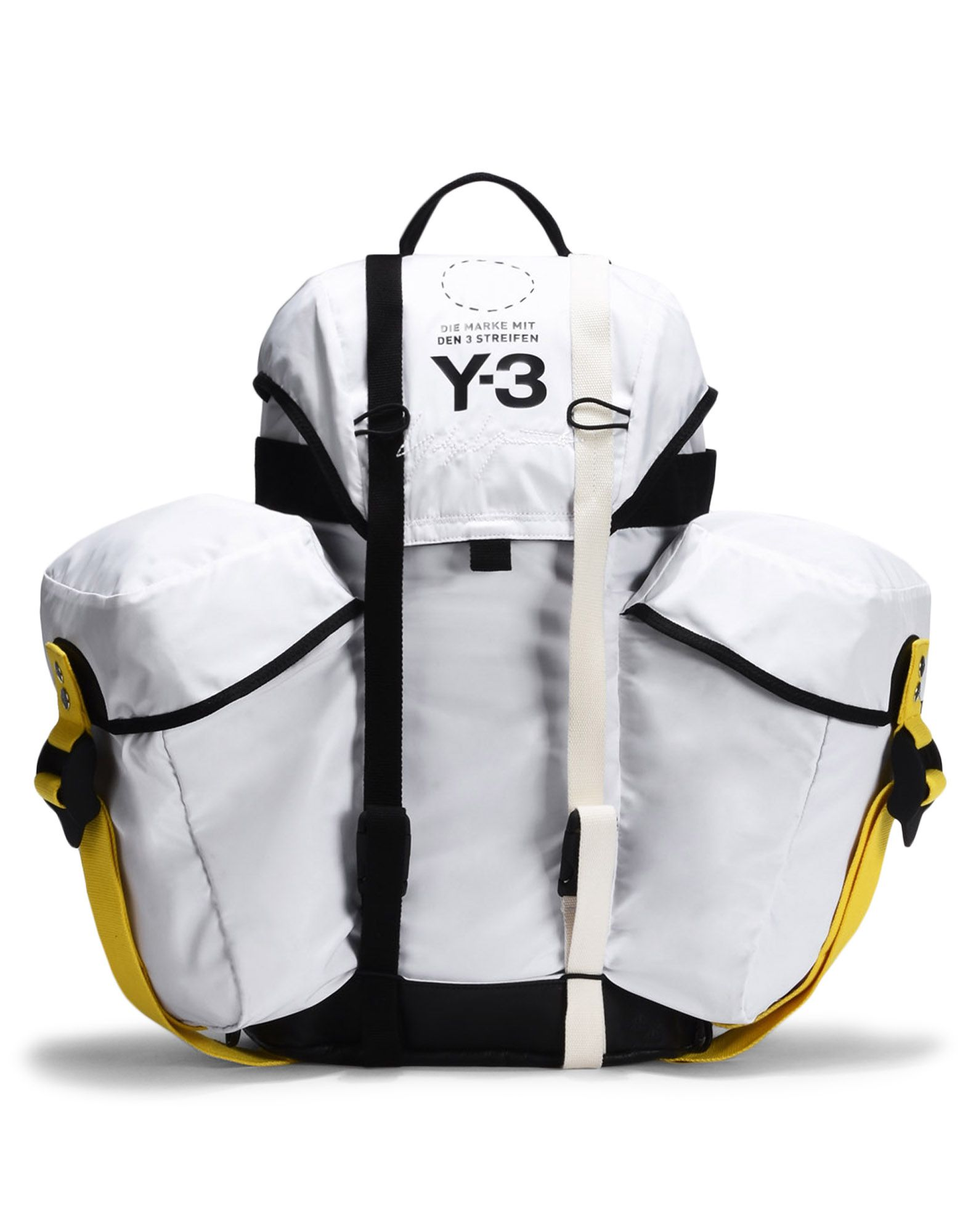 Y-3 Y-3 Utility Bag Backpack E f