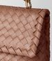 BOTTEGA VENETA DAHLIA INTRECCIATO NAPPA BABY OLIMPIA BAG Shoulder Bag Woman ep