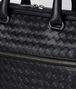 BOTTEGA VENETA NERO INTRECCIATO VN SMALL BRIEFCASE Business bag E ep