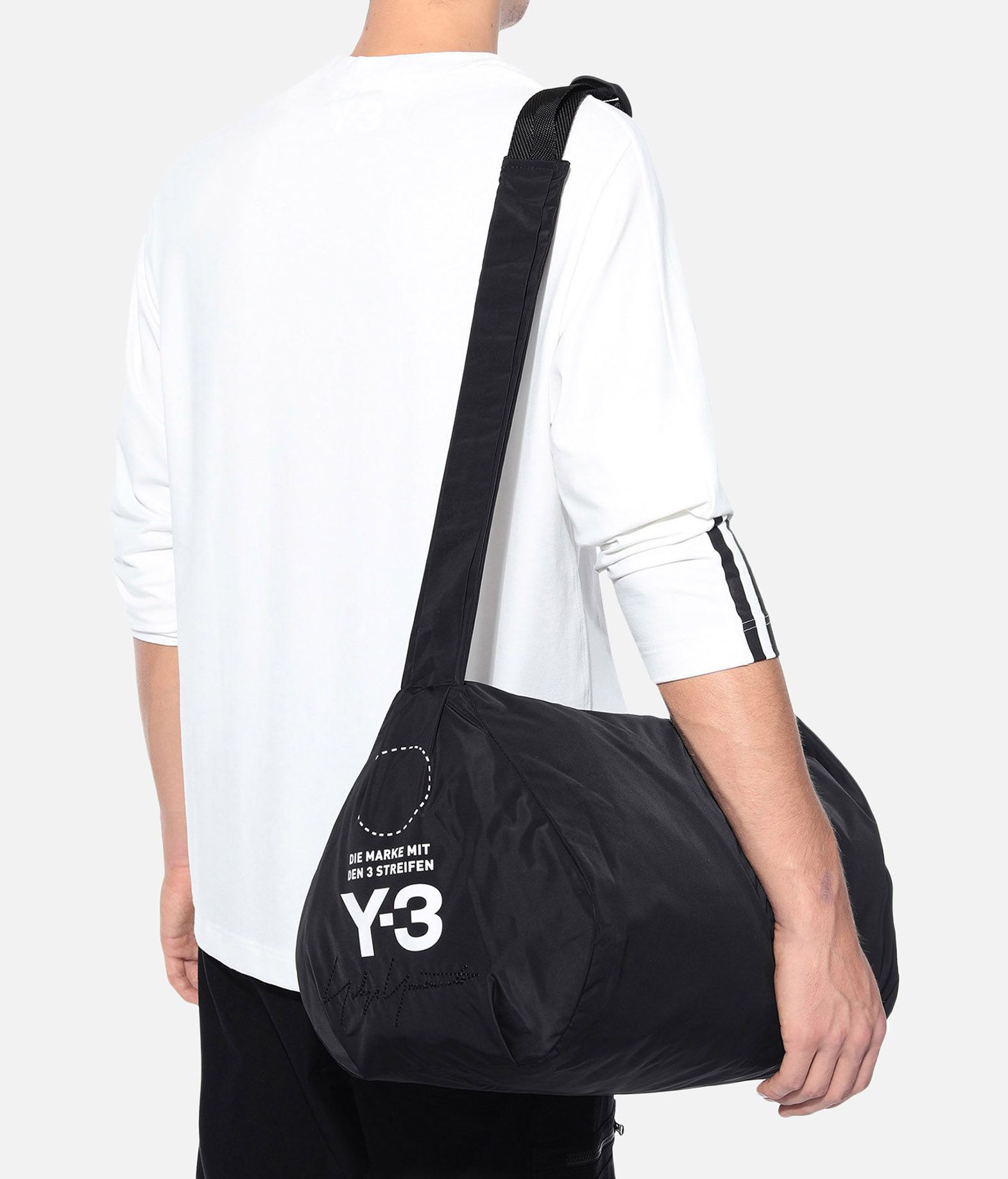 Y-3 Y-3 Yohji Gym Bag Gym bag E a