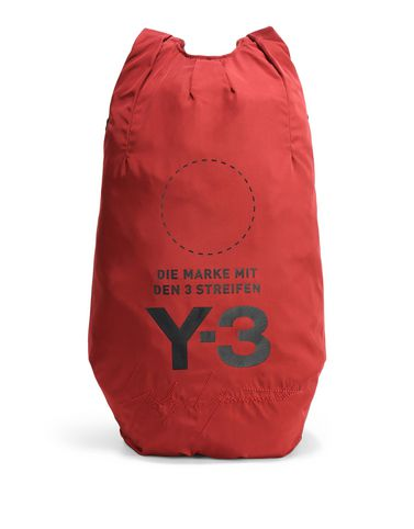 Y-3 Yohji Backpack BAGS woman Y-3 adidas