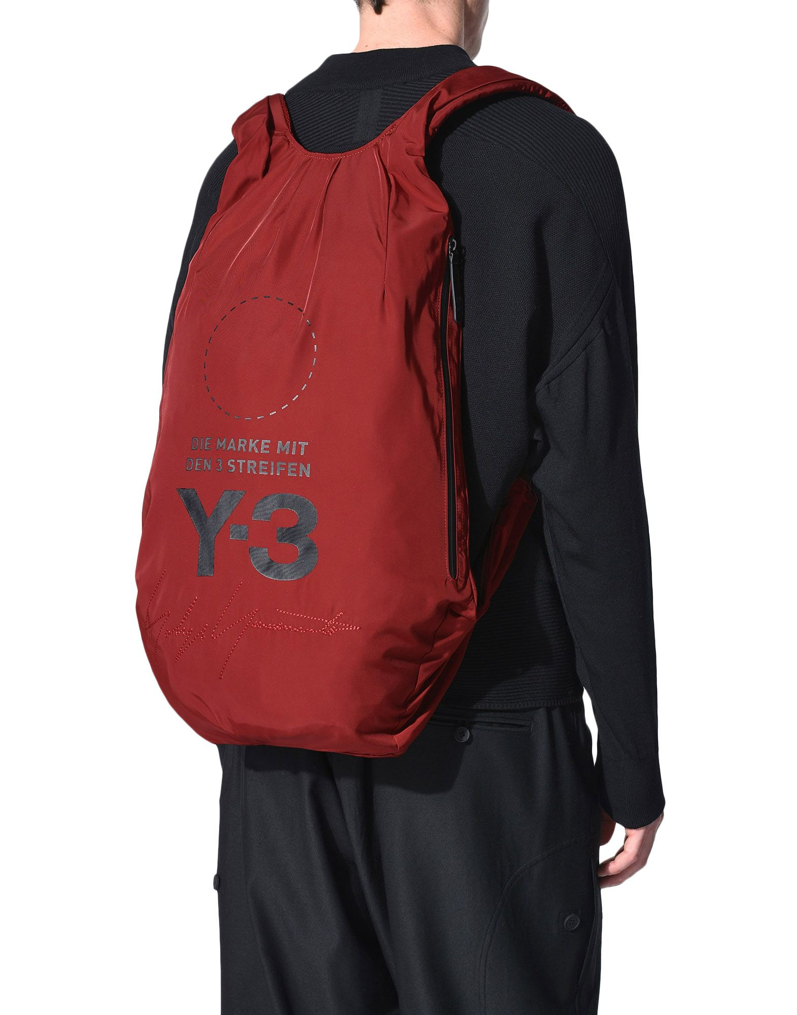 Y-3 Y-3 Yohji Backpack Backpack E a