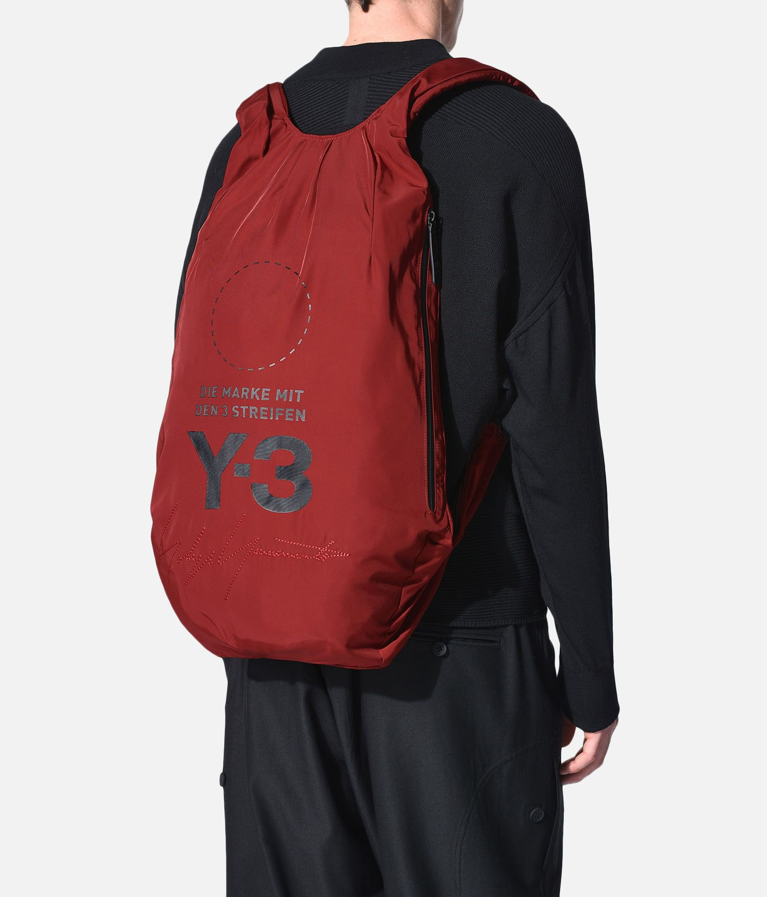 Y-3 Y-3 Yohji Backpack Рюкзак E a