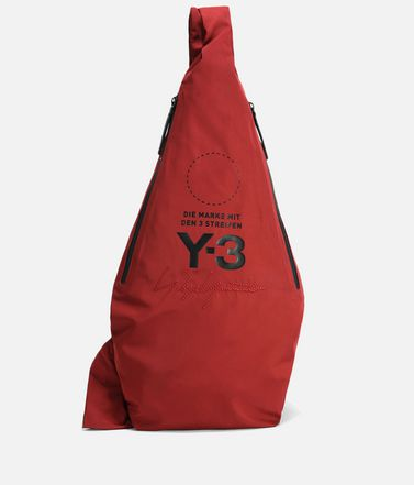 Y-3 Yohji Messenger Bag