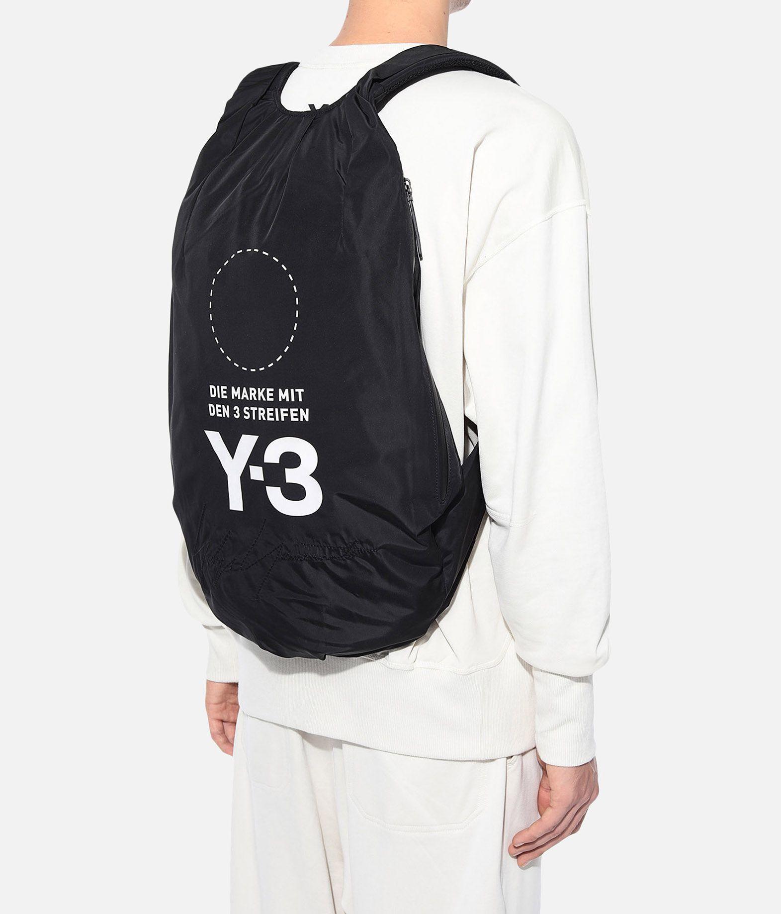 Y-3 Y-3 Yohji Backpack Sac à dos E a