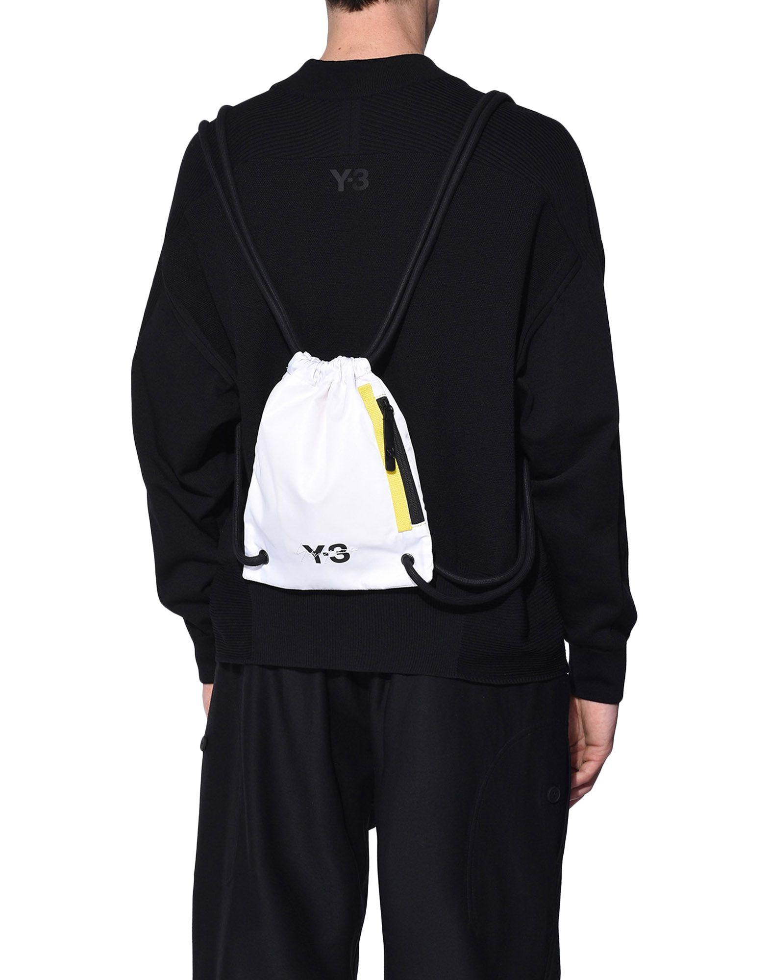 Y-3 Y-3 Mini Gym Bag Gym bag E a