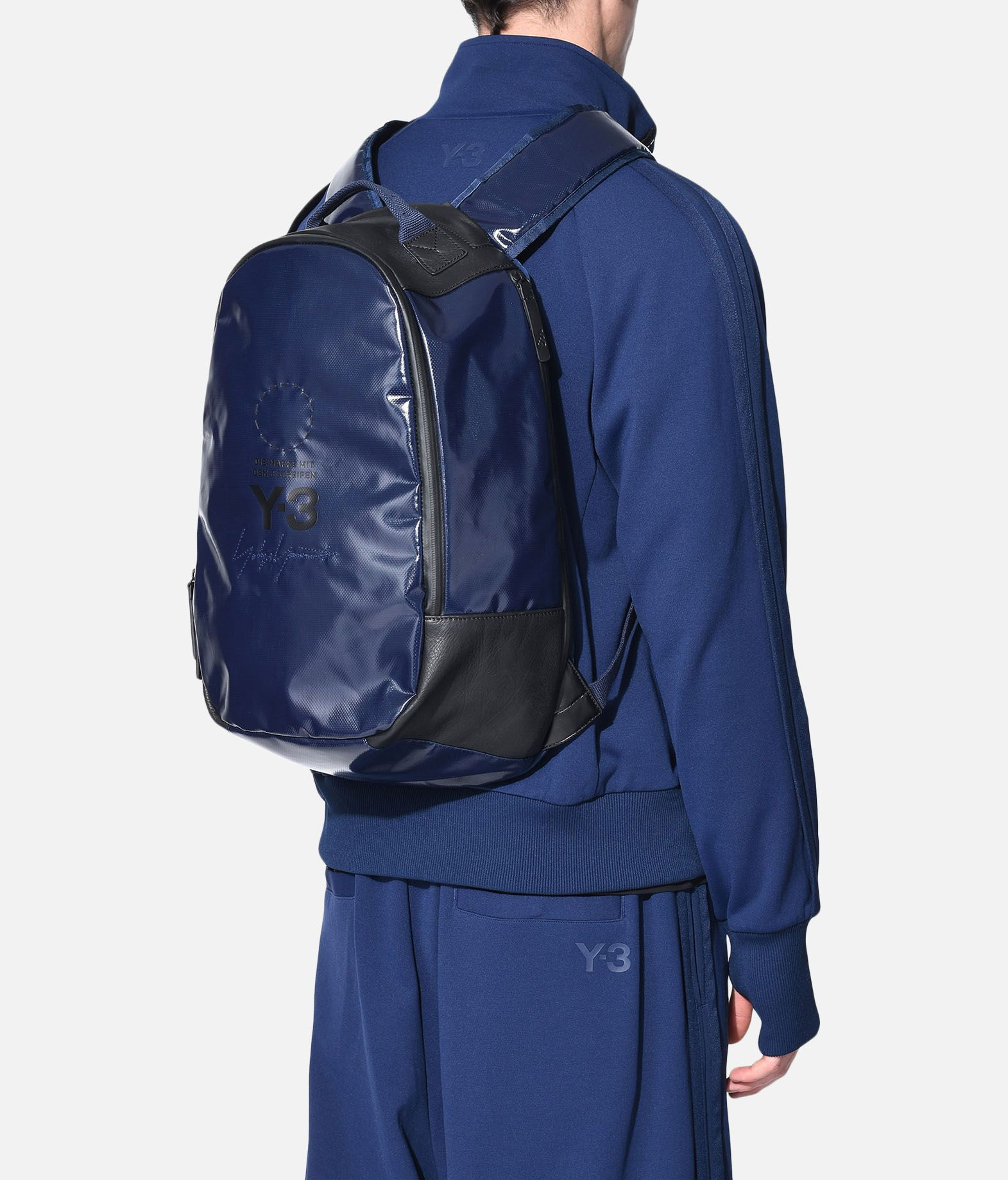 Y-3 Y-3 Logo Backpack Рюкзак E a