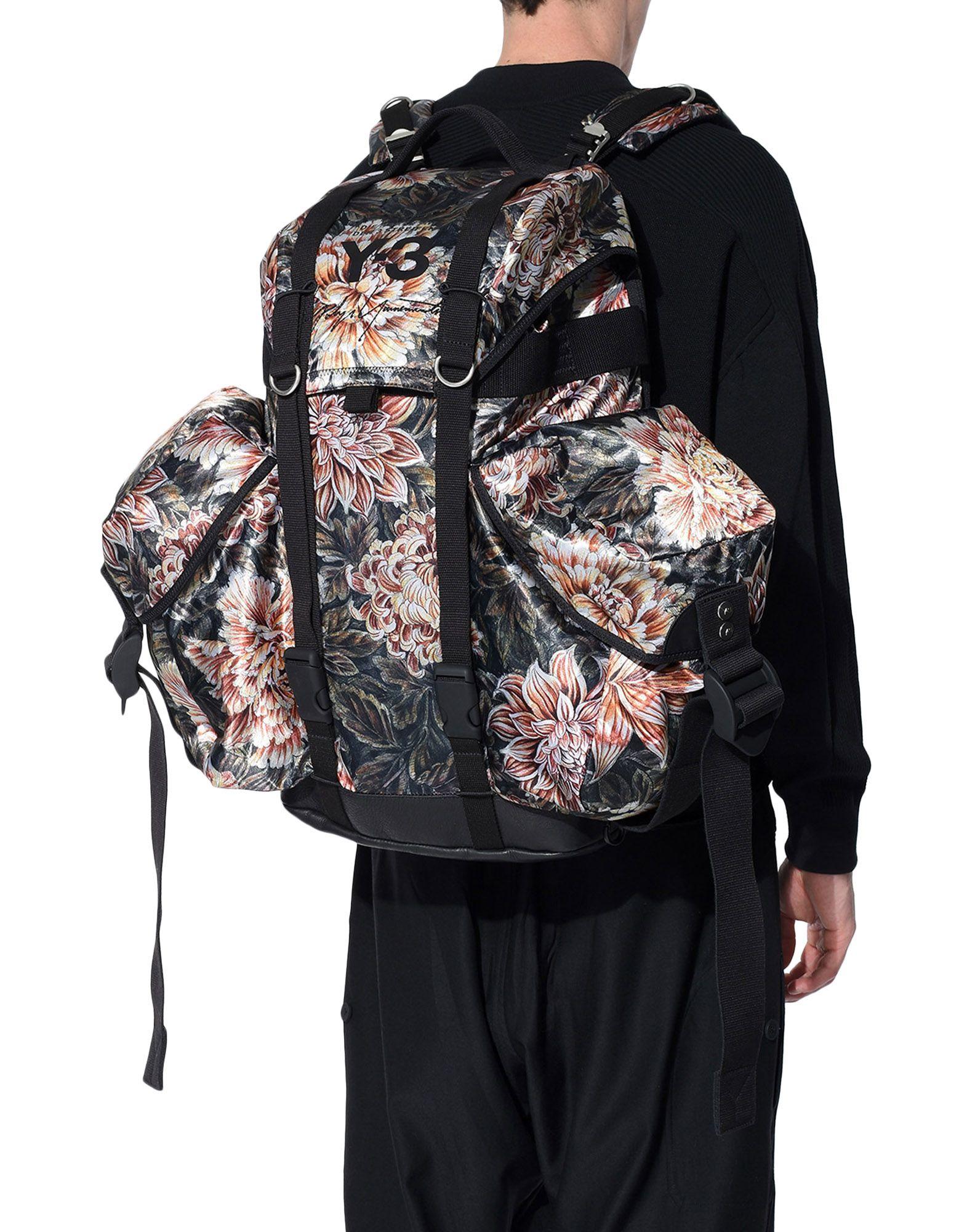 Y-3 Y-3 Utility Bag Rucksack E a