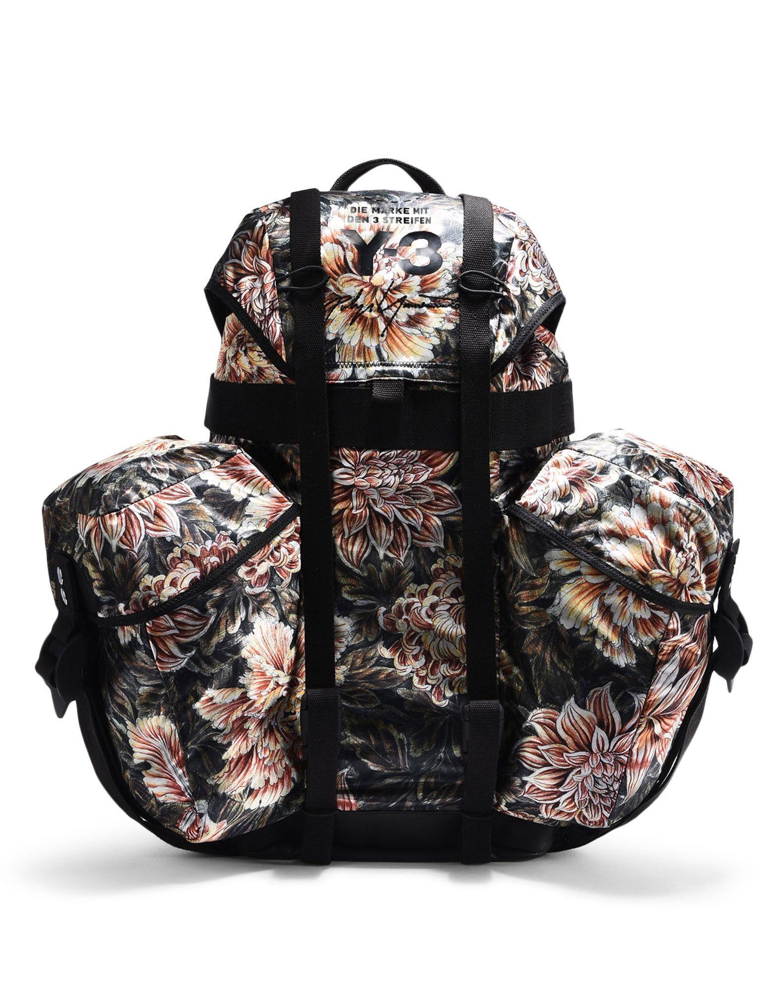 Y-3 Y-3 Utility Bag Rucksack E f