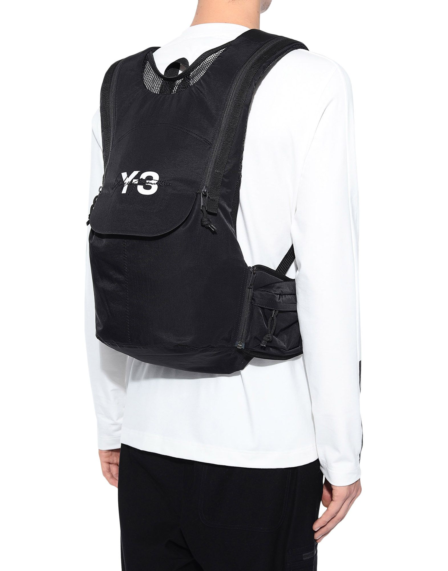 Y-3 Y-3 Running Backpack Rucksack E a