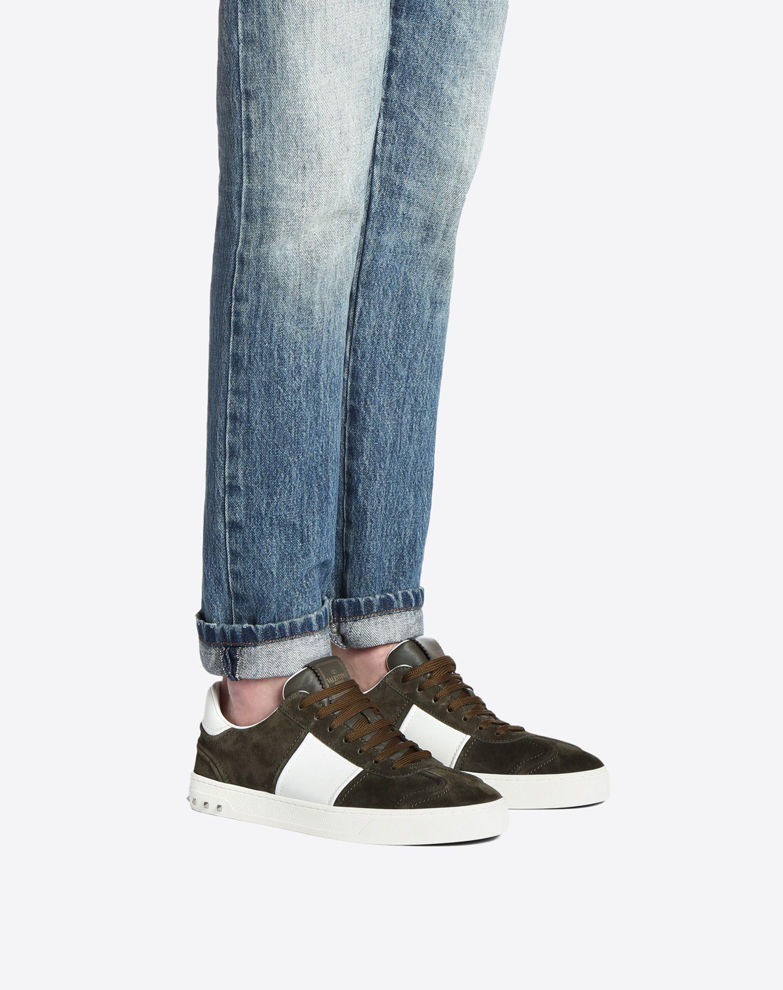 VALENTINO GARAVANI UOMO Sneaker Flycrew LOW-TOP SNEAKERS U a