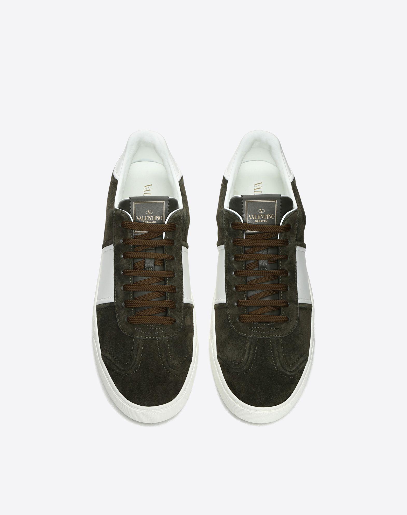 VALENTINO GARAVANI UOMO Sneaker Flycrew LOW-TOP SNEAKERS U e