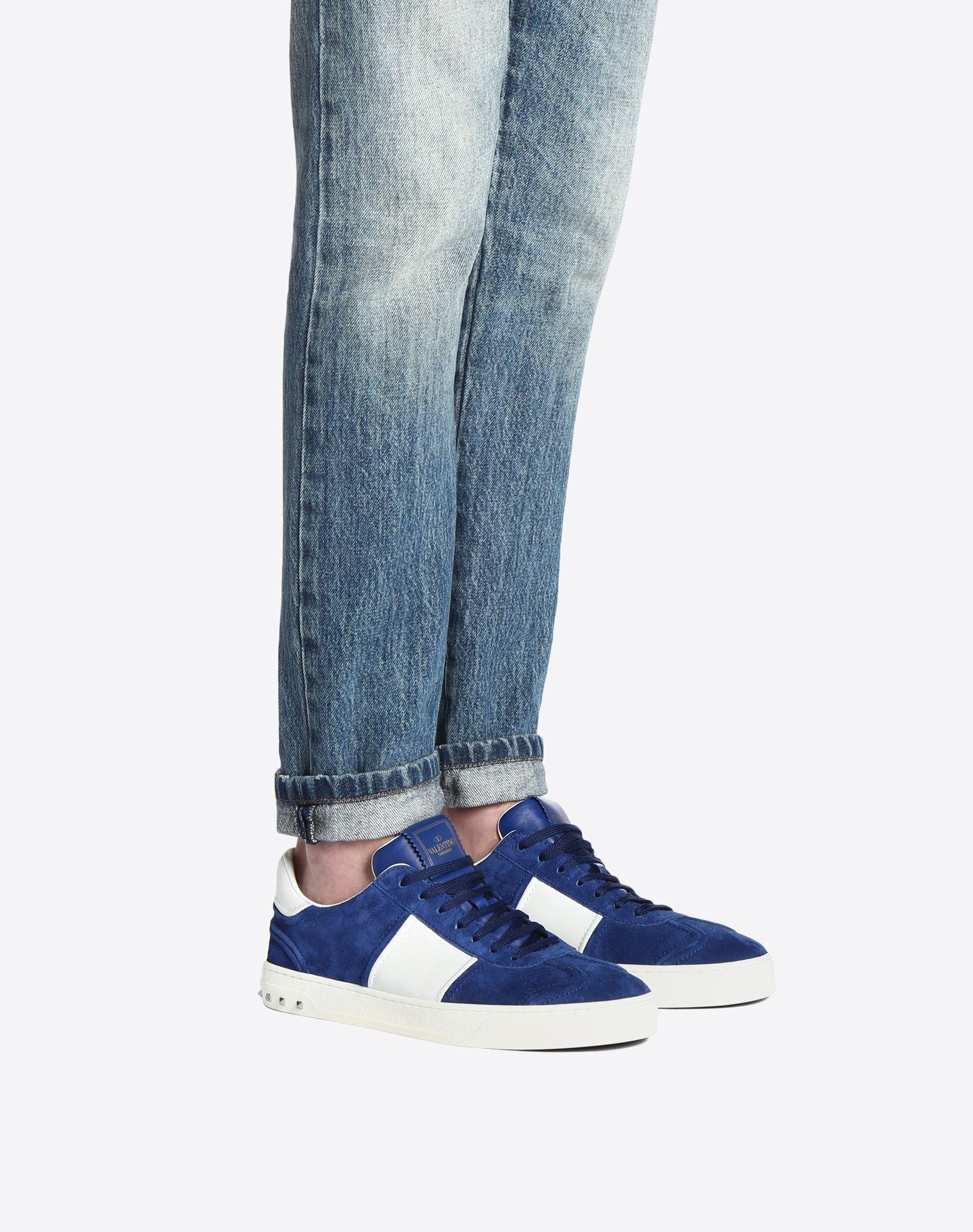 VALENTINO GARAVANI UOMO Flycrew Sneakers  LOW-TOP SNEAKERS U a