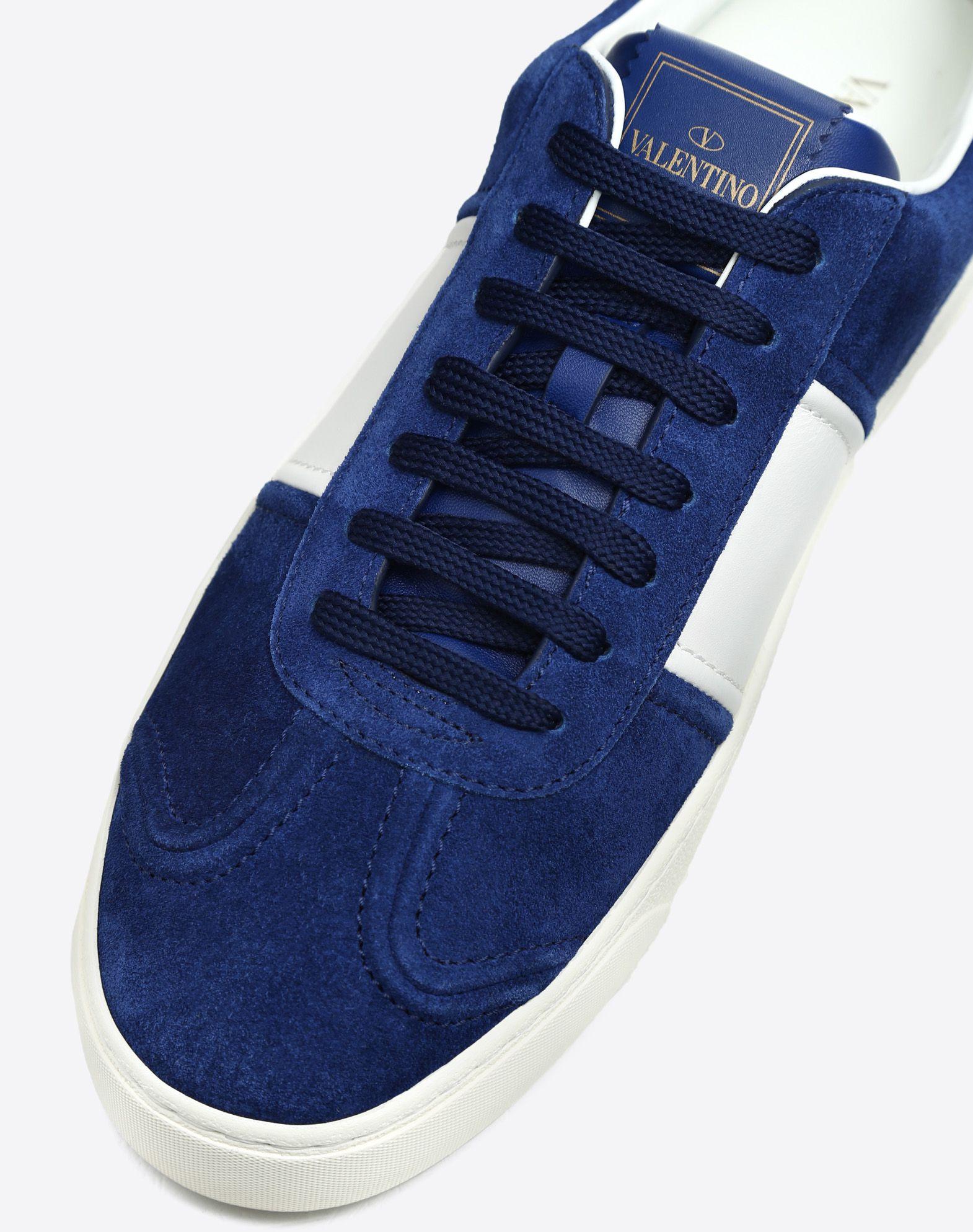VALENTINO GARAVANI UOMO Flycrew Sneakers  LOW-TOP SNEAKERS U b
