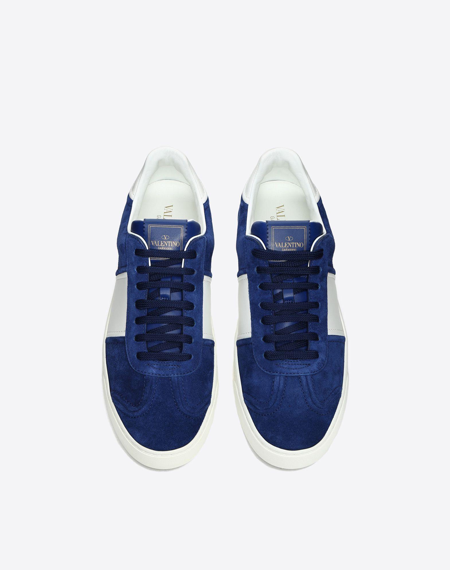 VALENTINO GARAVANI UOMO Flycrew Sneakers  LOW-TOP SNEAKERS U e