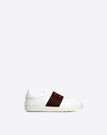 VALENTINO GARAVANI UOMO LOW-TOP SNEAKERS U Open Sneaker f