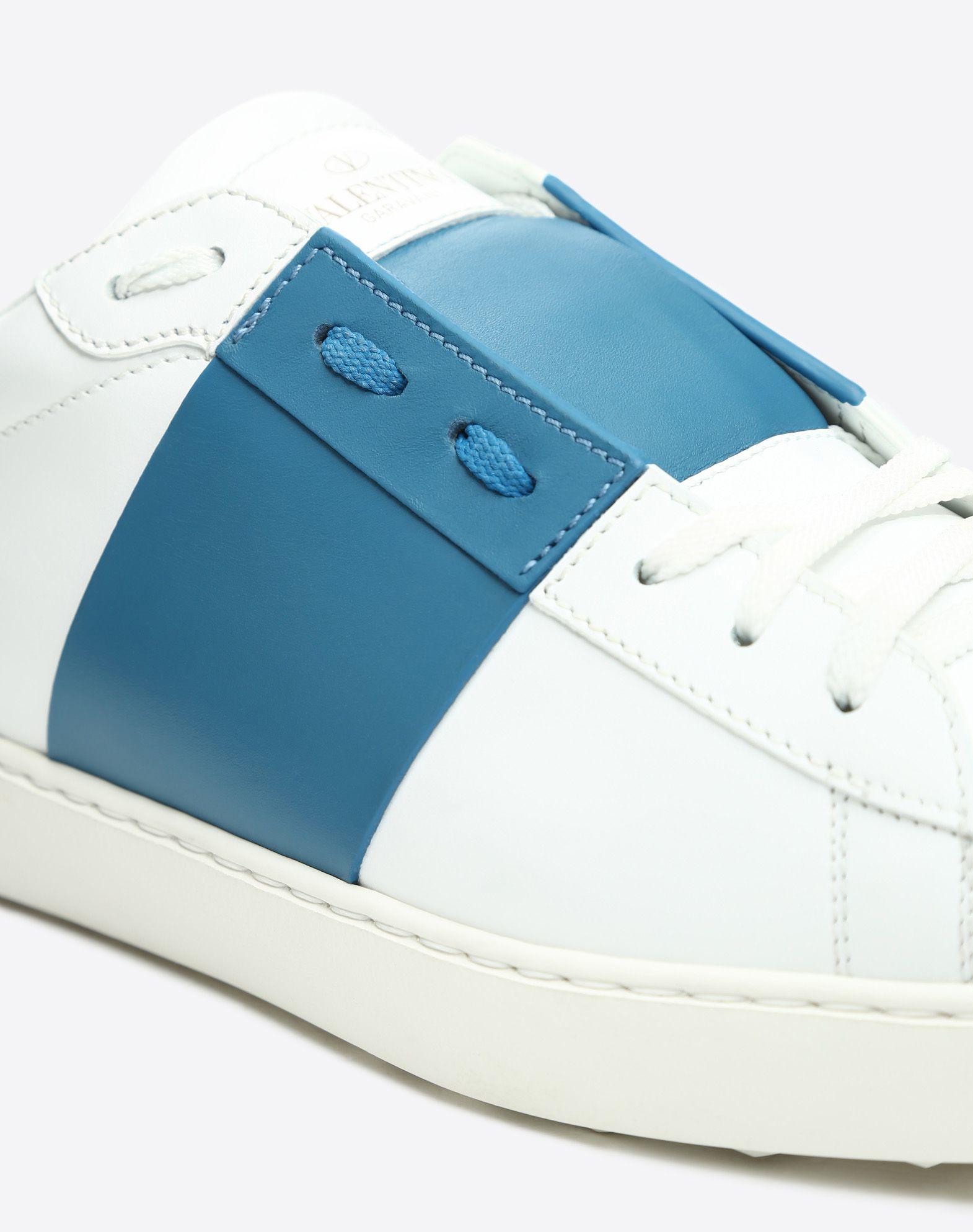 VALENTINO GARAVANI UOMO Sneaker Open  LOW-TOP SNEAKERS U b