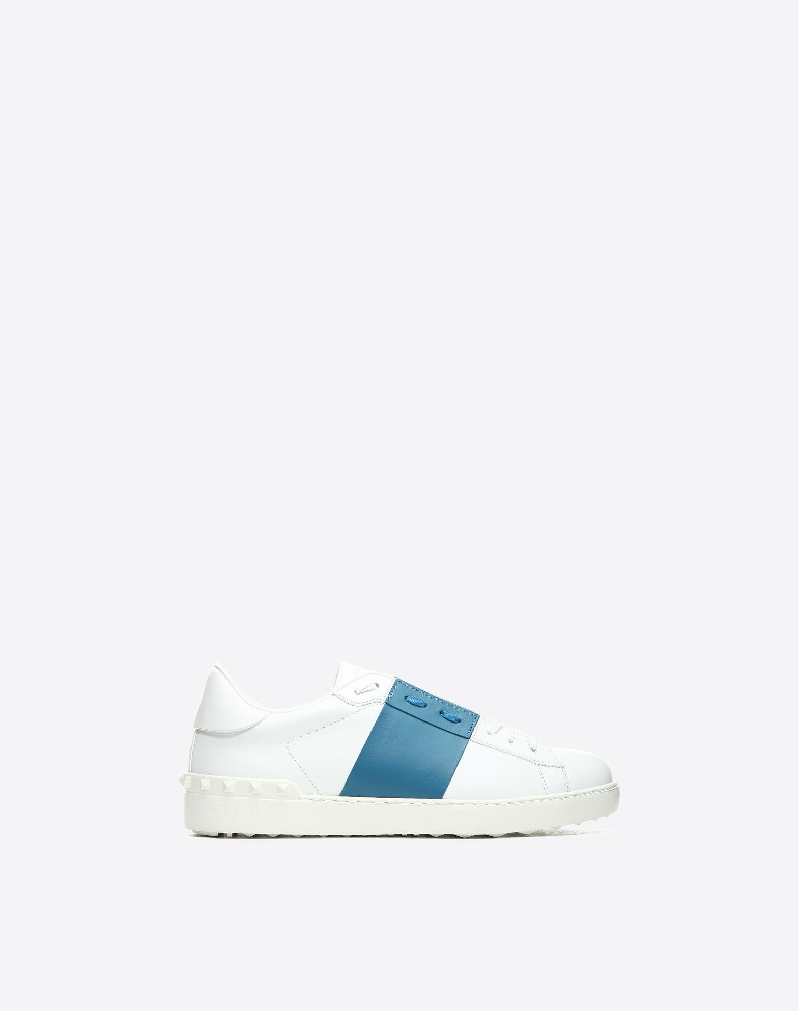 VALENTINO GARAVANI UOMO Sneaker Open  LOW-TOP SNEAKERS U f