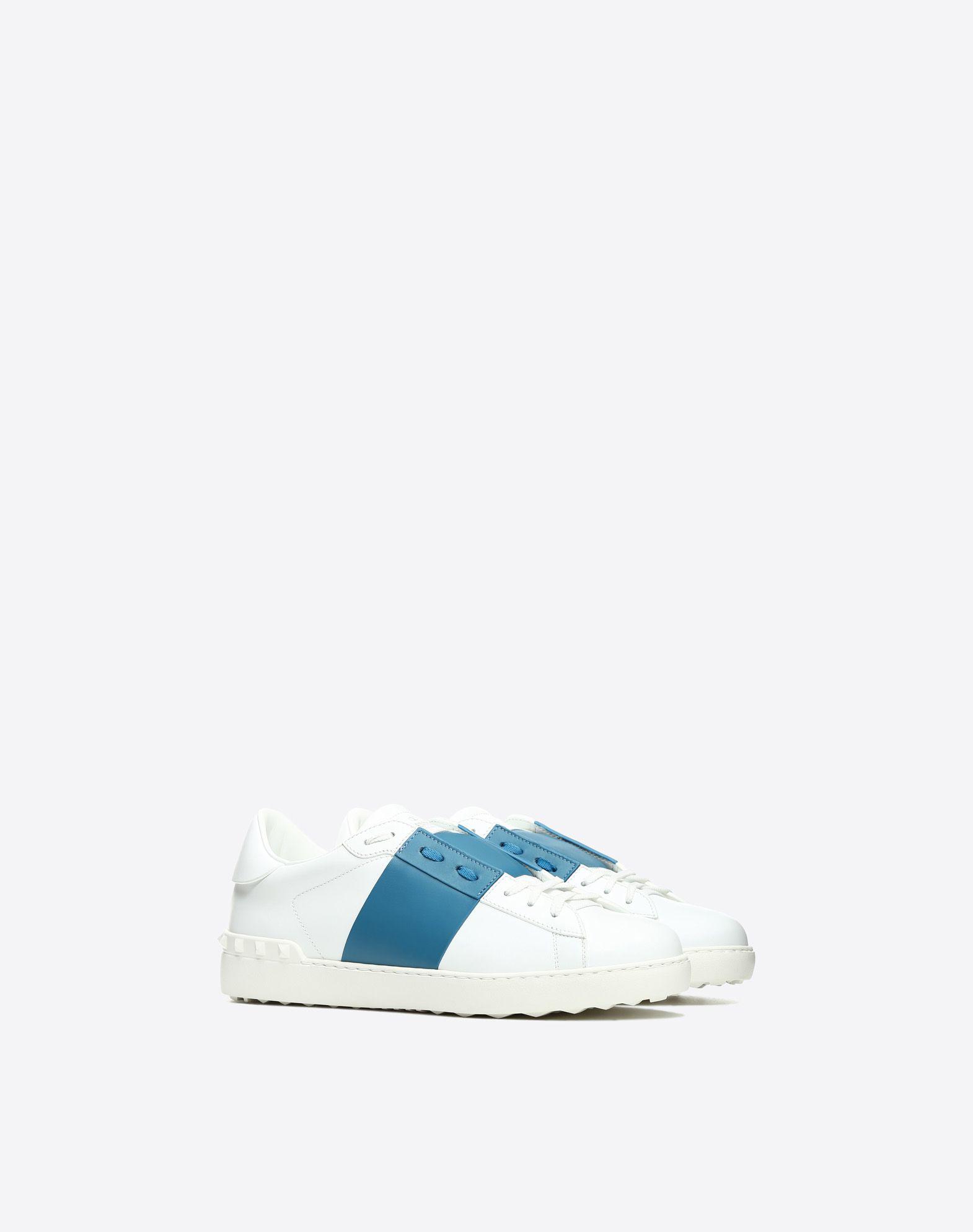 VALENTINO GARAVANI UOMO Sneaker Open  LOW-TOP SNEAKERS U r