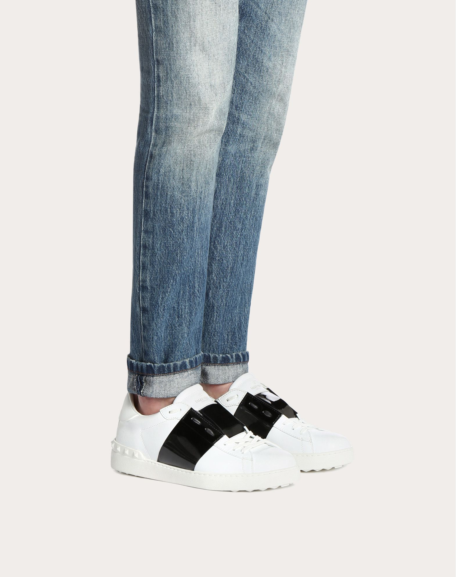 VALENTINO GARAVANI UOMO Open Sneaker LOW-TOP SNEAKERS U a