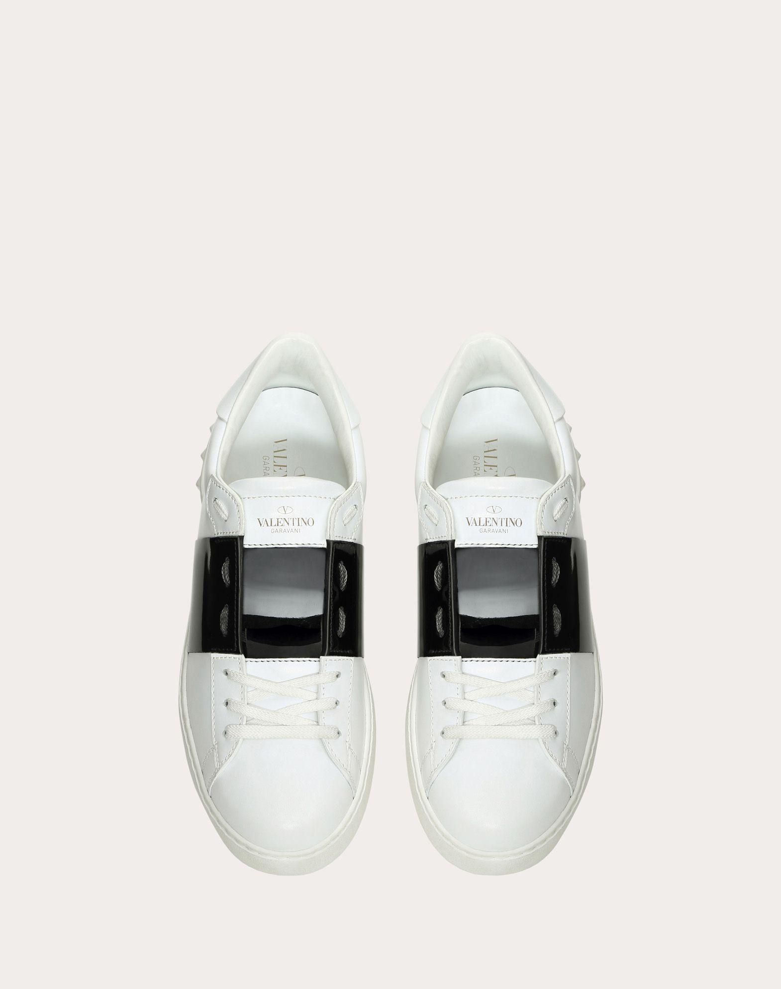 VALENTINO GARAVANI UOMO Open Sneaker LOW-TOP SNEAKERS U e