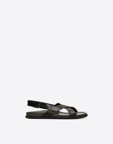 VALENTINO GARAVANI UOMO FLAT SANDALS U Low VLTN sandal  f