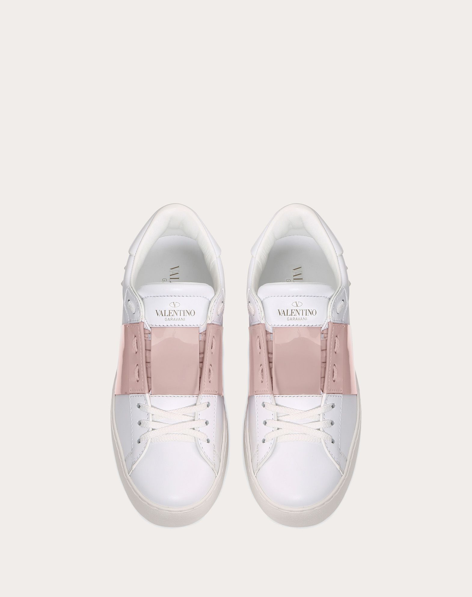 VALENTINO GARAVANI Open Sneaker LOW-TOP SNEAKERS D e