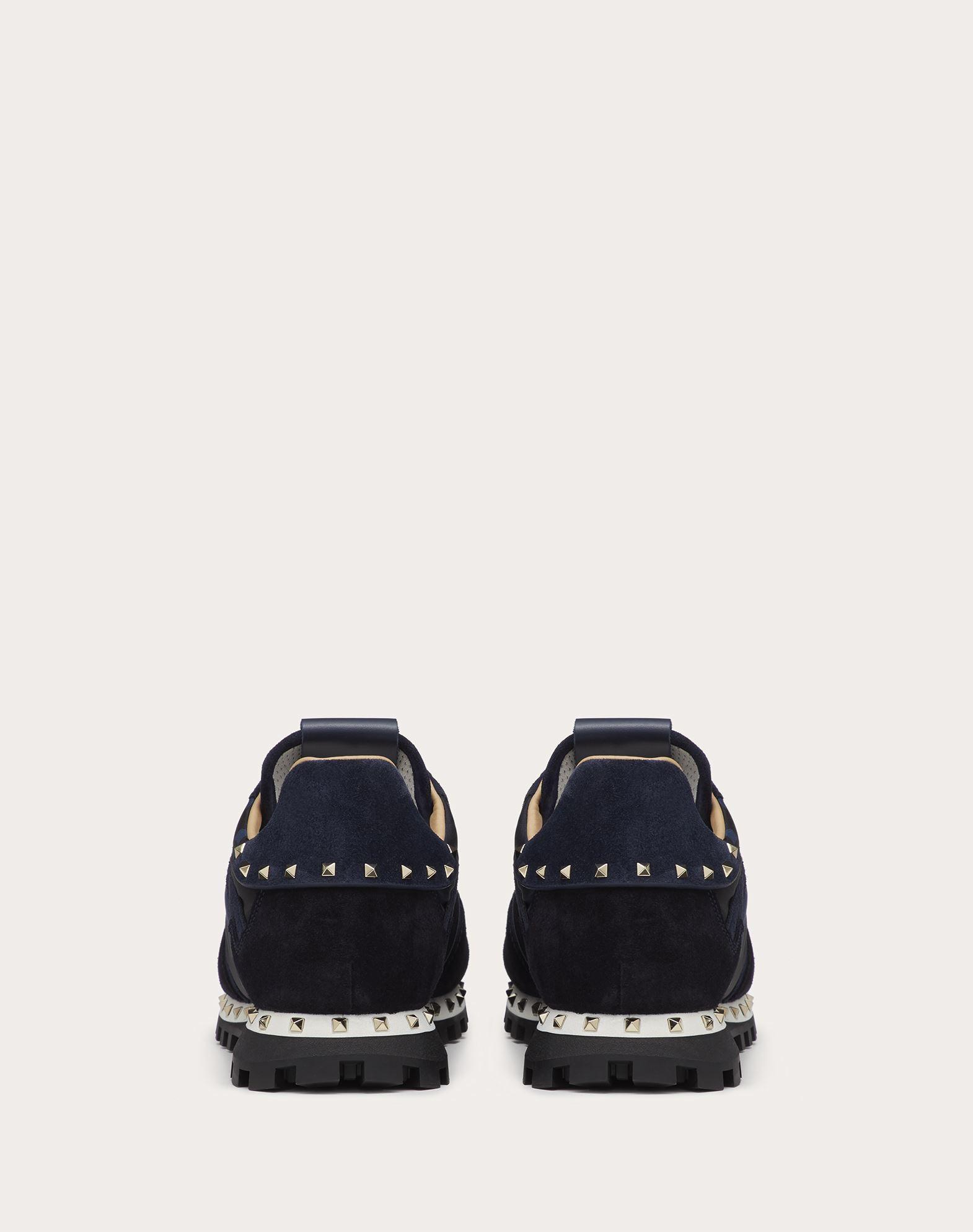 VALENTINO GARAVANI UOMO Sneaker Camuflaje LOW-TOP SNEAKERS U d