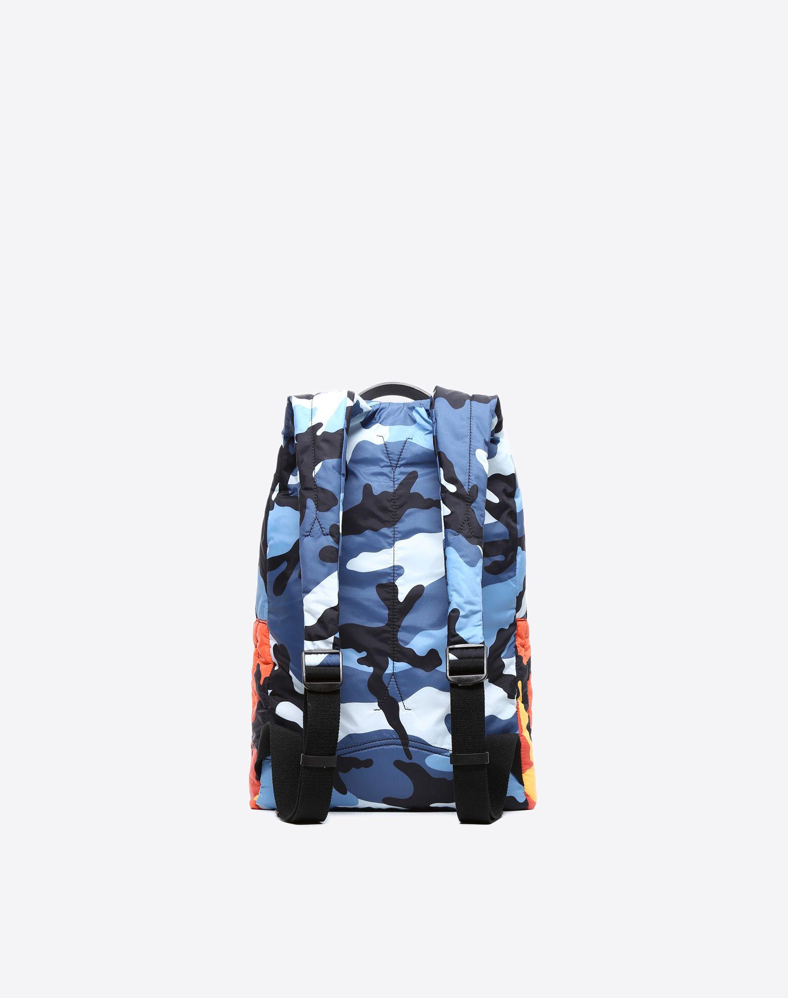 VALENTINO Camoushuffle rucksack Rucksack U d