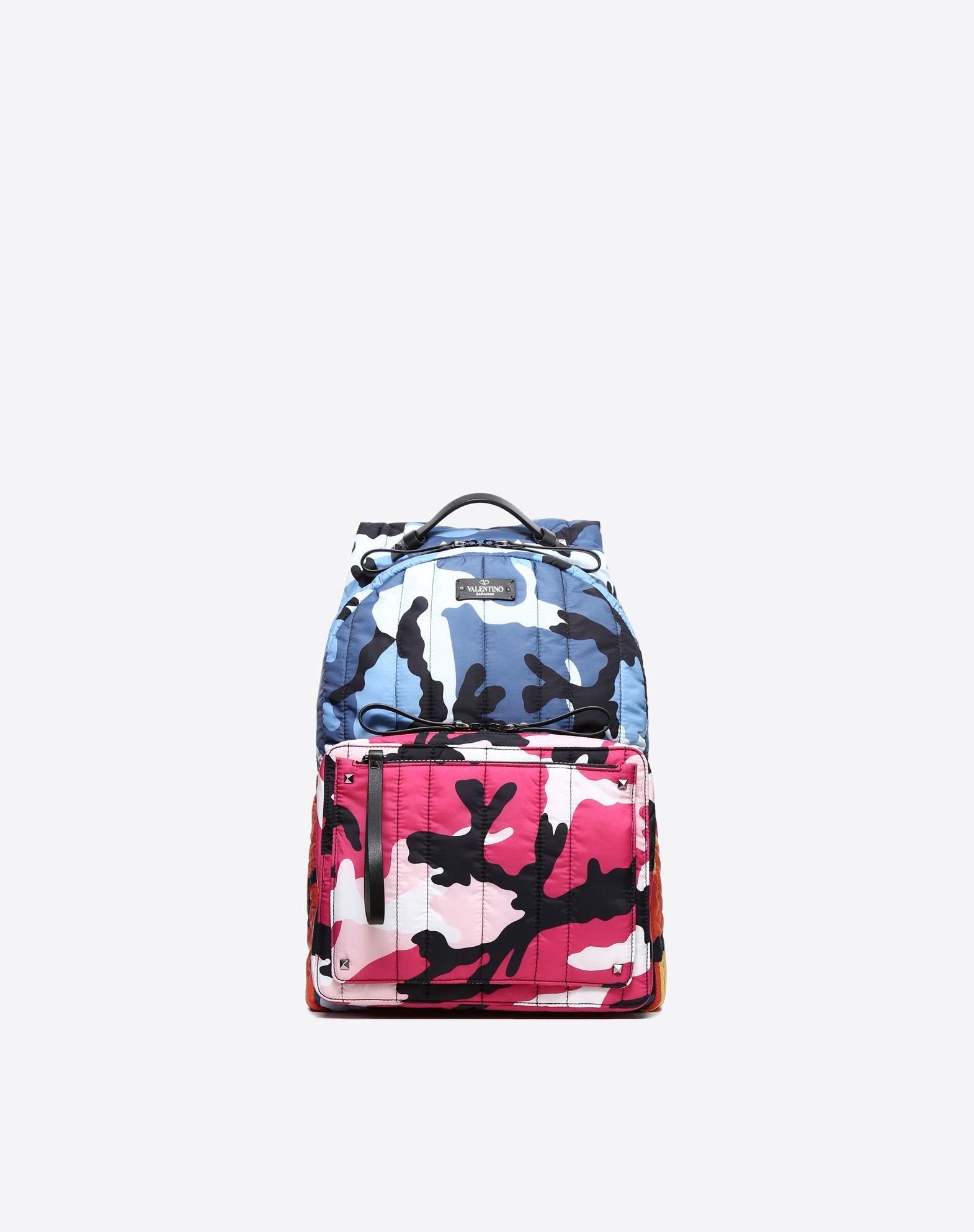 VALENTINO Camoushuffle rucksack Rucksack U f