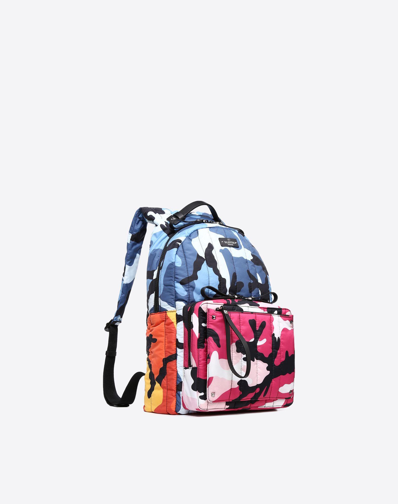 VALENTINO Camoushuffle rucksack Rucksack U r