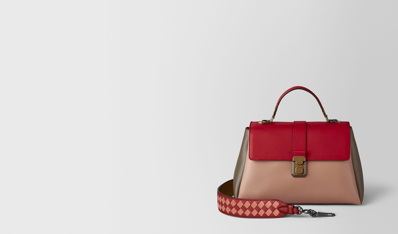 dahlia multicolor nappa piazza bag landing
