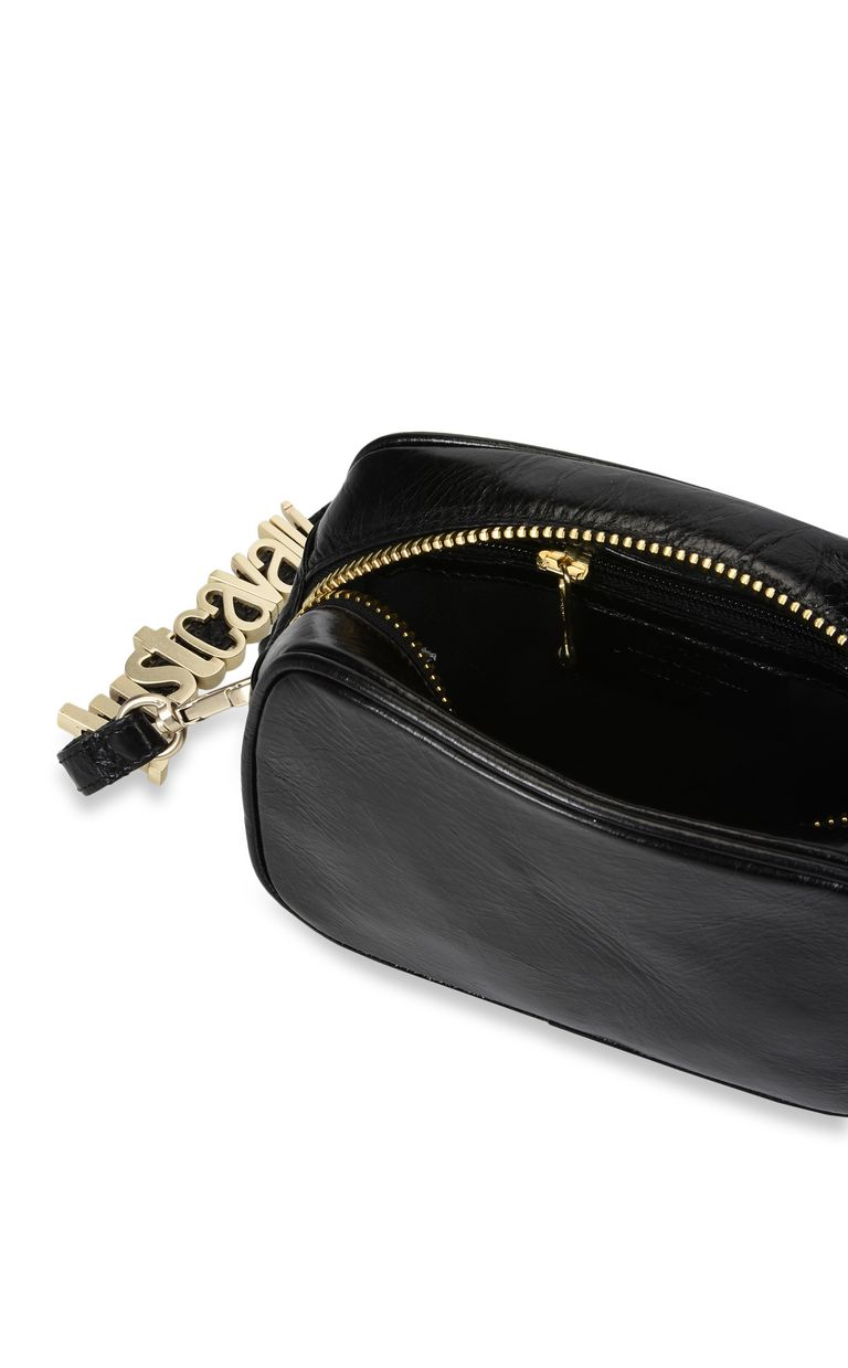 JUST CAVALLI Clutch with shoulder strap and logo Clutch [*** pickupInStoreShipping_info ***] a