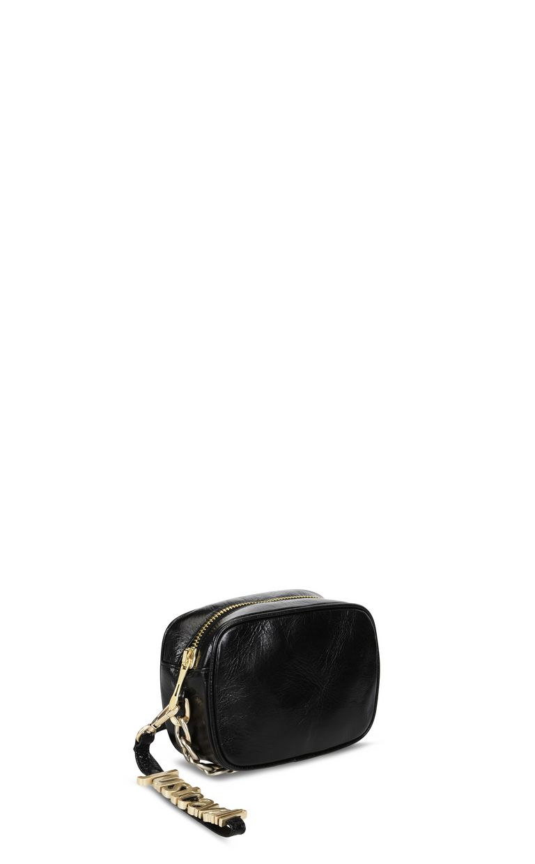 JUST CAVALLI Clutch with shoulder strap and logo Clutch [*** pickupInStoreShipping_info ***] d