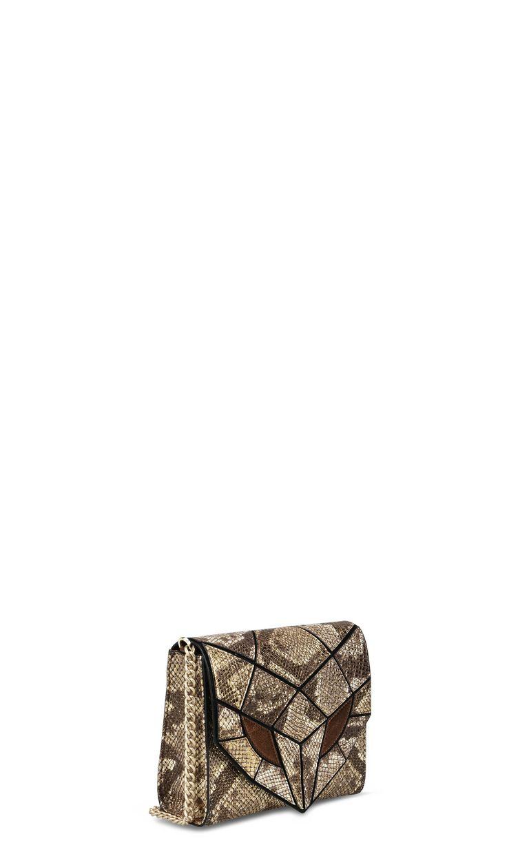 JUST CAVALLI Snake Head shoulder bag Crossbody Bag Woman d