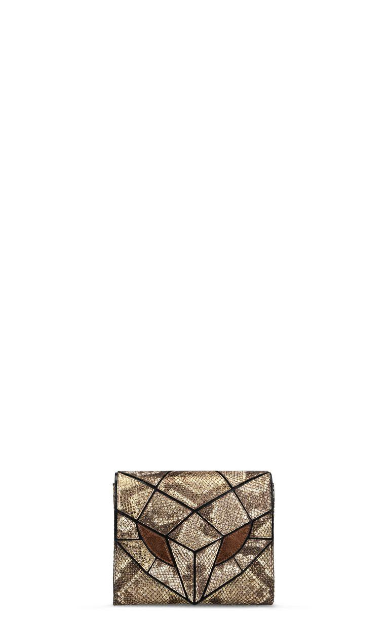 JUST CAVALLI Snake Head shoulder bag Crossbody Bag Woman f